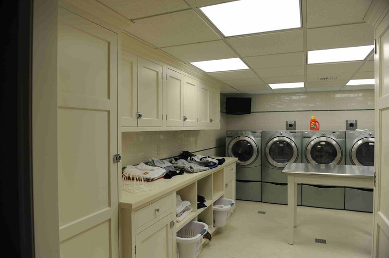 Laundry room in use!